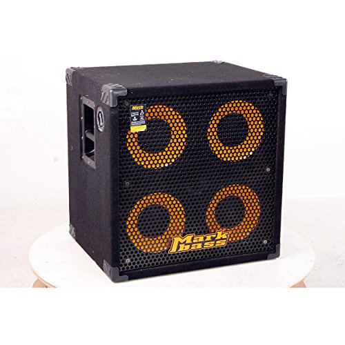 Markbass Standard 104Hr Rear-Ported Neo 4X10 Bass Speaker Cabinet Regular 888365163024