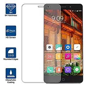 Original Screen Protector Tempered Glass Film 9H for Elephone P9000/P9000 Lite Smartphone