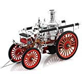 1886 American LaFrance Silsby-Manning Steam Fire Engine 1/43