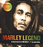 img - for Marley Legend: An Illustrated Life of Bob Marley book / textbook / text book
