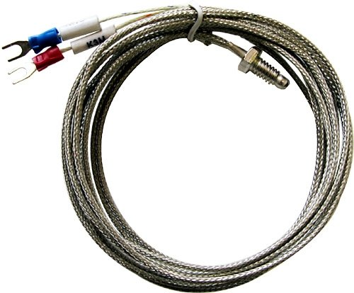 1M (3.3ft) K sort Thermocouple for PID heat controller