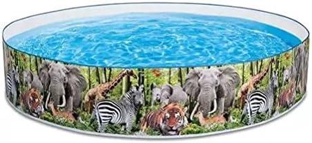 Intex 8' Jungle Snapset Pool