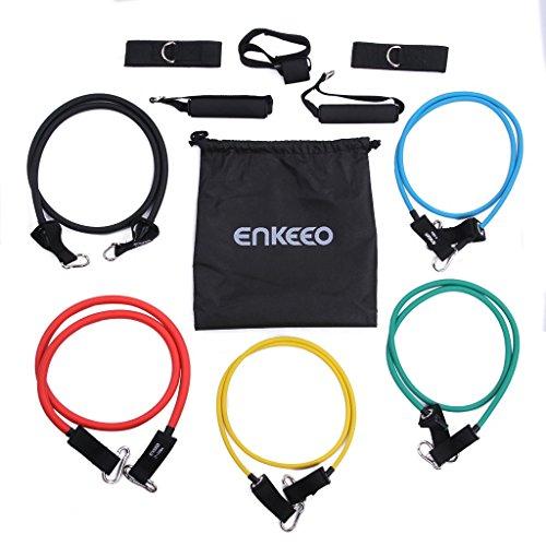 enkeeo-juego-de-5-bandas-elasticas-resistencia-cinta-ejercicio-material-de-latex-natural-vario-nivel