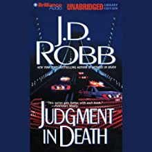 Judgment in Death: In Death, Book 11 (       UNABRIDGED) by J. D. Robb Narrated by Susan Ericksen