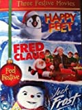 Happy Feet, Fred Claus & Jack Frost, Festive Box Set