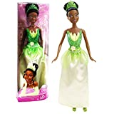 "Mattel Year 2013 Disney Princess Sparkling Princess Series 12 Inch Doll Set - ""The Princess And The"