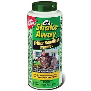 Shake Away 2852228 Fox Urine Granules, 28-1/2-Ounce