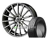 [205/55R17]TOYO / WINTER TRANPATH MK4α スタッドレス [BEST / VOLTEC PREMIUM R15 (CS) 17インチ] スタッドレス&ホイール4本セット ステップワゴン(RK1/RK2/RK5/RK6)、ストリーム(RN6-9)