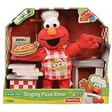 Fisher-Price Sesame Street Singing Pizza Elmo ~ Fisher-Price