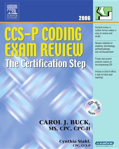 CCS-P Coding Exam Review 2006: The Certification Step