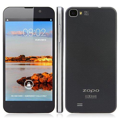Hot Selling Original Zopo Zp980 Quad Core Mtk6589 Android 4.2 16G Smartphone 5 Inch Fhd 1920*1080 Screen 13.0Mp
