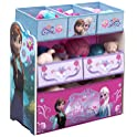 Disney Frozen Multi-Bin Toy Organizer