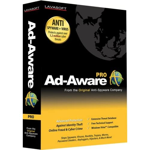Lavasoft Ad-Aware Internet Security v8.1.2