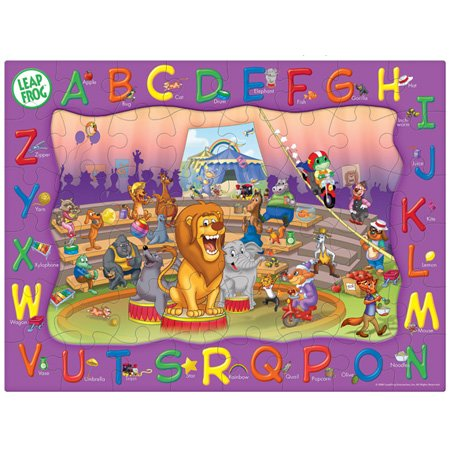 Cheap Masterpiece Leap Frog Circus Search & Find Floor Puzzle 48pc (B000I1J0DE)