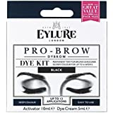 Eylure pro-brow Dybrow Dye Kit- Black