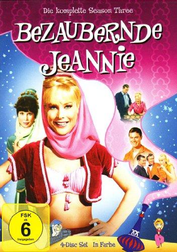 Bezaubernde Jeannie - Die komplette Season Three [4 DVDs]