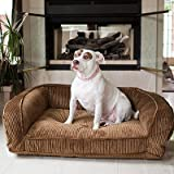 Animals Matter L. A. Dog Company Lounger - Espresso, Small - Frontgate Dog Bed