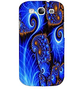SAMSUNG GALAXY S3 FLOWERS Back Cover by PRINTSWAG