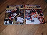 Drew Brees, New Orleans Saints Quarterback-Lot of 2 Sports Illustrated magazines-February 1, 2010 & February 15, 2010 issues.