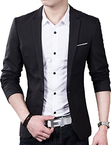 Aishang-Mens-Fashion-Casual-Slim-Fit-One-Button-Blazer-Solid-Business-Suits