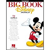 Hal Leonard The Big Book Of Disney Songs Trumpet