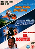Agent Cody Banks/Dr Dolittle/Chitty Chitty Bang Bang [DVD]