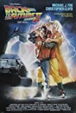 BACK TO THE FUTURE 2 - MICHAEL J FOX - US MOVIE FILM WALL POSTER - 30CM X 43CM