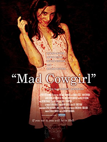 Mad Cowgirl on Amazon Prime Instant Video UK
