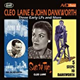 Three Early LP's & More (Shes The Tops / Journey Into Jazz / 5 Steps To Dankworth)by Cleo Laine