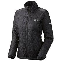 Mountain Hardwear Thermostatic Jacket Black Womens Sz M