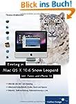 Einstieg in Mac OS X 10.6 Snow Leopar...