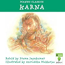 Karna (       UNABRIDGED) by Prema Jayakumar Narrated by Shobha Tharoor Srinivasan