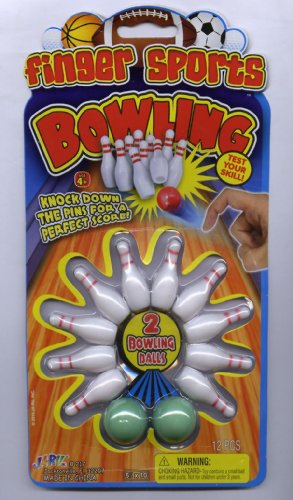 Finger Sports Bowling - 1
