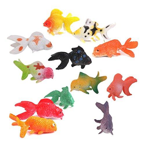 pixnor-pesci-modello-goldfish-plastica-giocattoli-set-12-pezzi