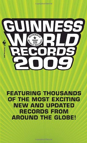 Guinness World Records 2009 (Guinness Book Of Records (Mass Market))