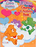 CARE BEARS COLORING & ACTIVITY BOOK (D)