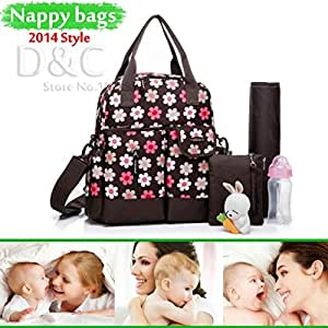 Amazon.com : 2014 Fashion multifunctional bolsa maternidade baby