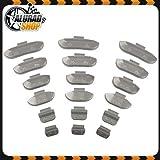 5-30g Schlaggewichte Auswuchtgewichte Wuchtgewichte Sortiment für Stahlfelgen 300 Stück
