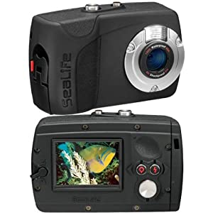 SeaLife Mini II Underwater Shock & Waterproof Digital Camera