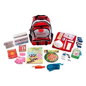 Guardian Childrens Survival Kit (15.00H x 11.00W x 7.00D) by Guardian Survival Gear