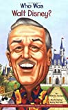 img - for Who Was Walt Disney? book / textbook / text book