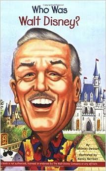 Who Was Walt Disney Whitney Stewart Nancy Harrison
