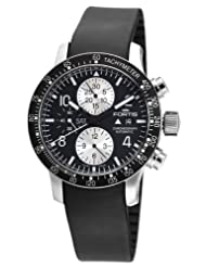 Discounted Fortis Men's 665.10.11K B-42 Stratoliner Automatic Chronograph Black Dial Watch Deals
