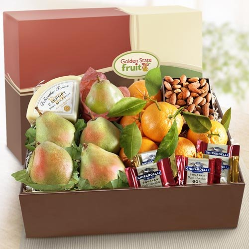 Tastes of California Fruit Gift Box