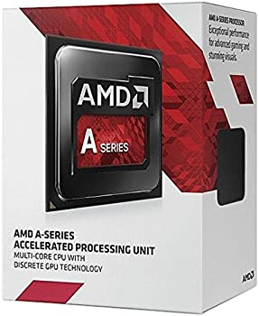 AMD A8-7600 3.1GHz Quad Core Processor