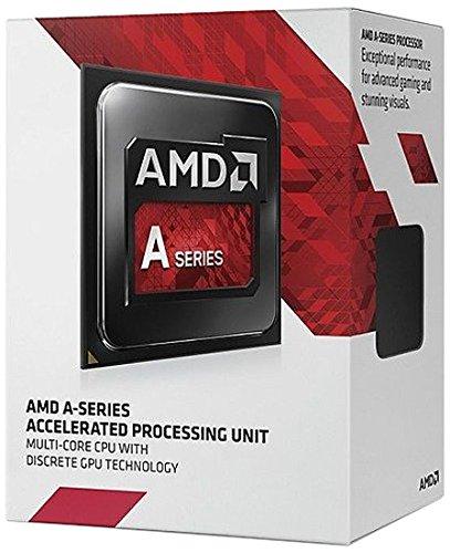 AMD A8-7600 Quad-Core 3.1 GHz Socket FM2+ 65W Desktop Processor AMD Radeon R7 (AD7600YBJABOX) (Amd Quad Core Fm2+ compare prices)