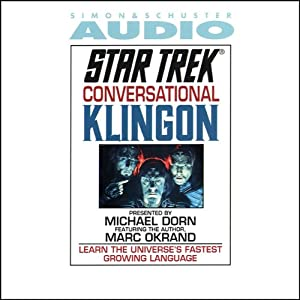 Star Trek: Conversational Klingon (Adapted) | [Marc Okrand]