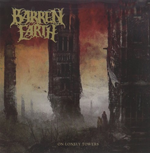 On Lonely Towers by BARREN EARTH (2015-03-23)