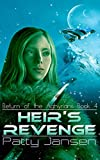 Heir's Revenge (Return of the Aghyrians: Young Adult Science Fiction Book 4)