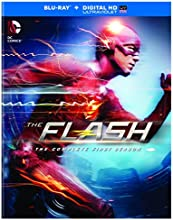 The Flash: Season 1 [Blu-ray + Digital Copy]